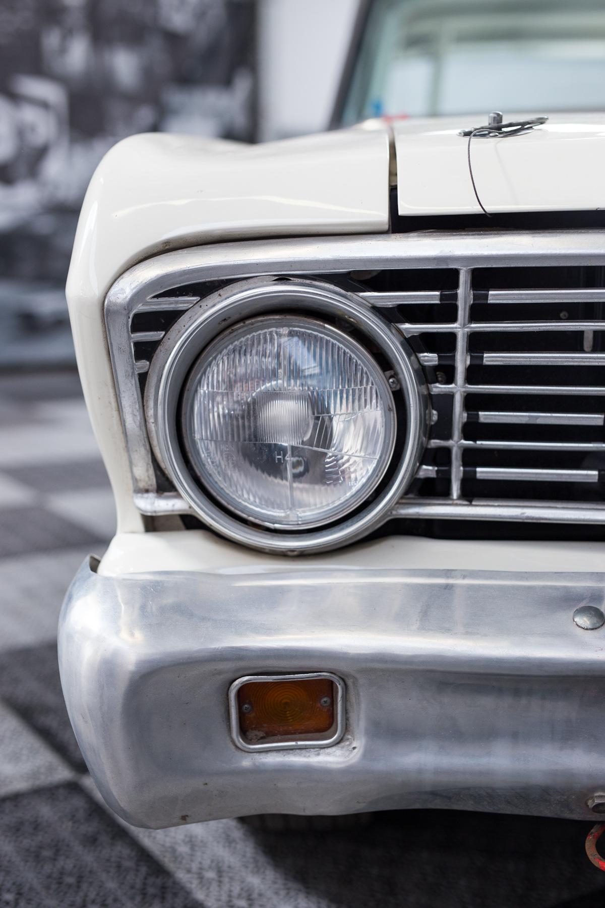 1964 Ford Falcon Sprint Fia Appendix K Race Car Performed In Short